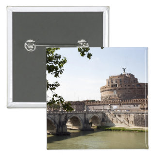 Castel Sant'Angelo is situated near the vatican, 4 Button