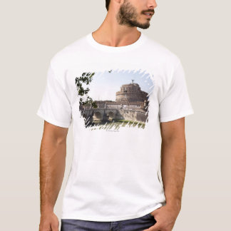 Castel Sant'Angelo is situated near the vatican, 4 T-Shirt