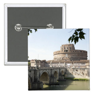 Castel Sant'Angelo is situated near the vatican, Button