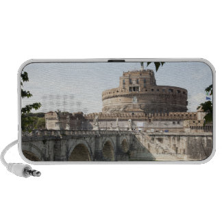 Castel Sant'Angelo is situated near the vatican, Mp3 Speakers