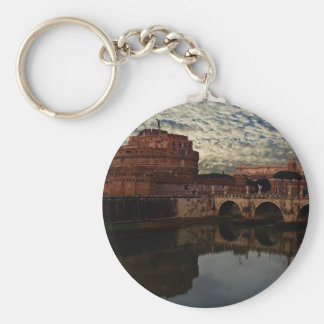 Castel Sant'Angelo Keychain