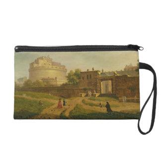 Castel Sant'Angelo, Roma, 1776 (aceite en lona)