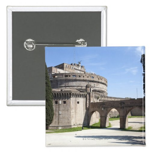 Castel Sant'Angelo se sitúa cerca del vatican, 2 Pins