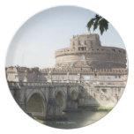 Castel Sant'Angelo se sitúa cerca del vatican, Platos De Comidas