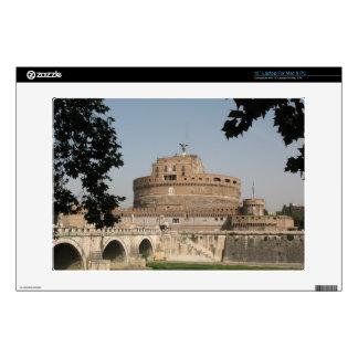 "Castel Sant'Angelo Skin for Laptop 13"" Laptop Decals"