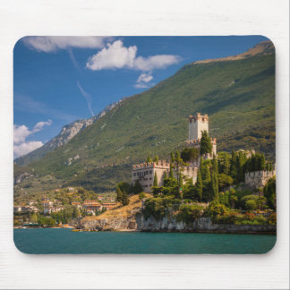 Castel Scaligero Mouse Pad