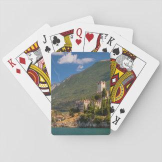 Castel Scaligero Deck Of Cards