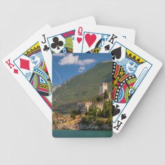 Castel Scaligero Bicycle Card Decks