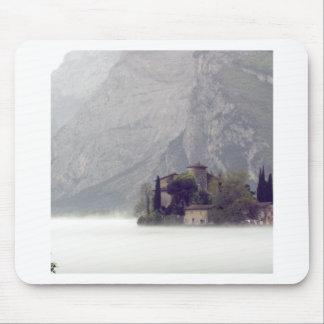 Castel Toblino Alfombrillas De Ratón