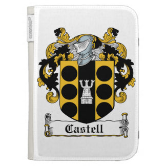 Castell Family Crest Kindle Keyboard Covers