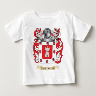 Castella Coat of Arms (Family Crest) Tshirt