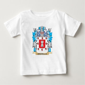 Castella Coat of Arms - Family Crest Tees