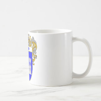 Castelli Coat of Arms (Mantled) Mugs