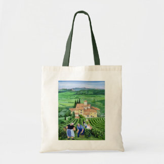 Castellina-in-Chianti Tote Bag