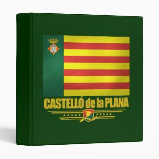 """Castello de la Plana Carpeta 1"""""""