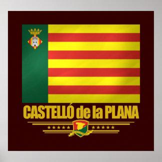 Castello de la Plana Poster
