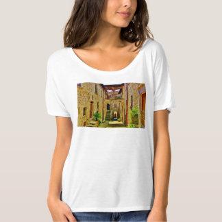Castello di Malgrate Village Courtyard Flowy S/S T T-Shirt