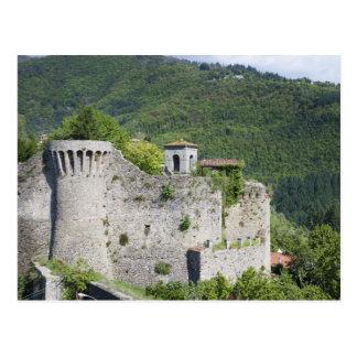 Castelnuovo di Garfagnana, Toscana, Italia - A Postal