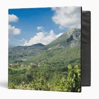 Castelnuovo di Garfagnana, Tuscany, Italy - 2 Binder