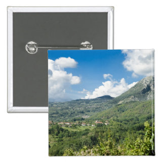 Castelnuovo di Garfagnana, Tuscany, Italy - 2 Pin