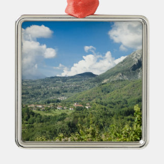 Castelnuovo di Garfagnana, Tuscany, Italy - 2 Metal Ornament