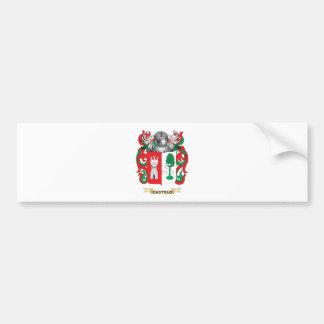 Castelo Coat of Arms Bumper Sticker