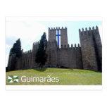 Castelo de Guimarães, Portugal Post Card