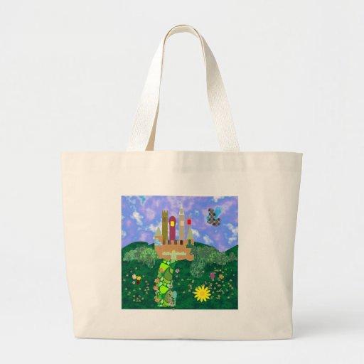 castelo paint 2345.png lindo feito no corel e pan bolsa