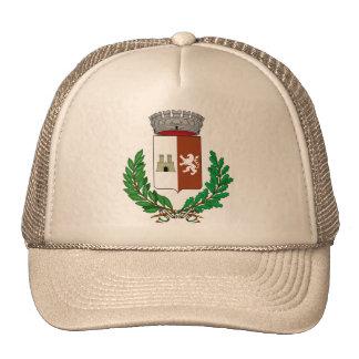 Castiglione Messer Marino Stemma, Italy Trucker Hats