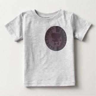 Castigue la camiseta del niño del hecho remeras