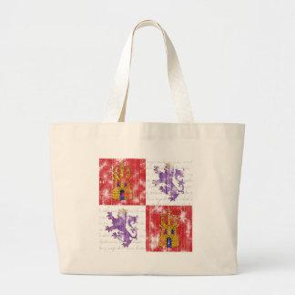 Castile and Leon Light Tote Bag