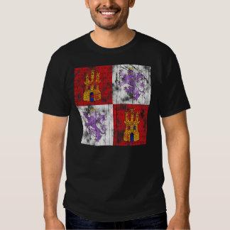 Castile and Leon Men's Dark Shirt