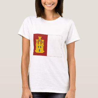 Castilla-La Mancha flag T-Shirt