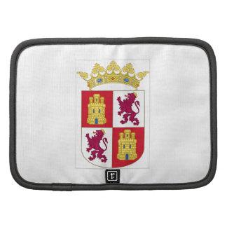 Castilla y Leon (Spain) Coat of Arms Folio Planners
