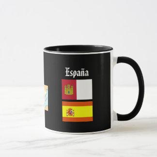 Castille* La Mancha Spain Coffee Mug