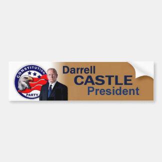 CASTILLO 2016 de Darrell Pegatina Para Auto