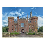 Castillo Alemania de Moyland Tarjeta Postal