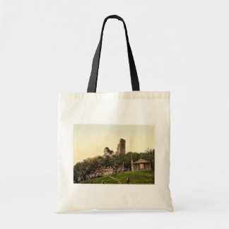 Castillo arruinado, Rothenburg, Hartz, Alemania Ph Bolsas