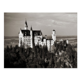 Castillo blanco postal