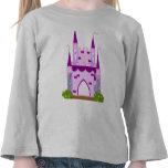 castillo camiseta