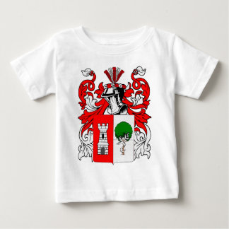 Castillo Coat of Arms Baby T-Shirt