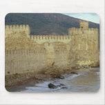 Castillo, construido por los cruzados mouse pad