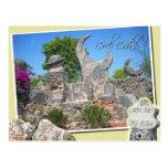 Castillo coralino, granja, la Florida