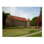 Castillo danés postal