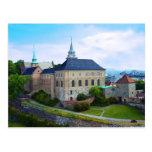 Castillo de Akershus en Olso, Noruega Postal