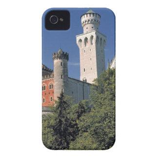Castillo de Alemania, Baviera, Neuschwanstein iPhone 4 Funda