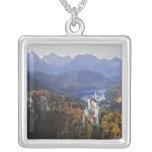 Castillo de Alemania, Baviera, Neuschwanstein. Rey Colgante