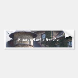 Castillo de Alnarps - Suecia Pegatina Para Auto