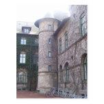 Castillo de Alnarps - Suecia Tarjetas Postales