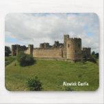 Castillo de Alnwick Alfombrillas De Ratón
